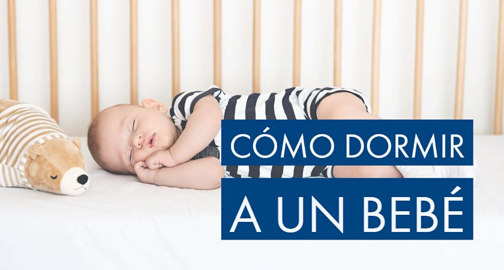 como dormir bebe
